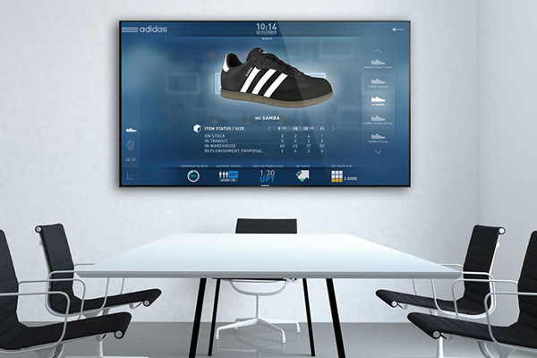 Adidas – Real-Time Data
